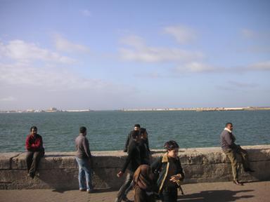 地中海を望む.JPG